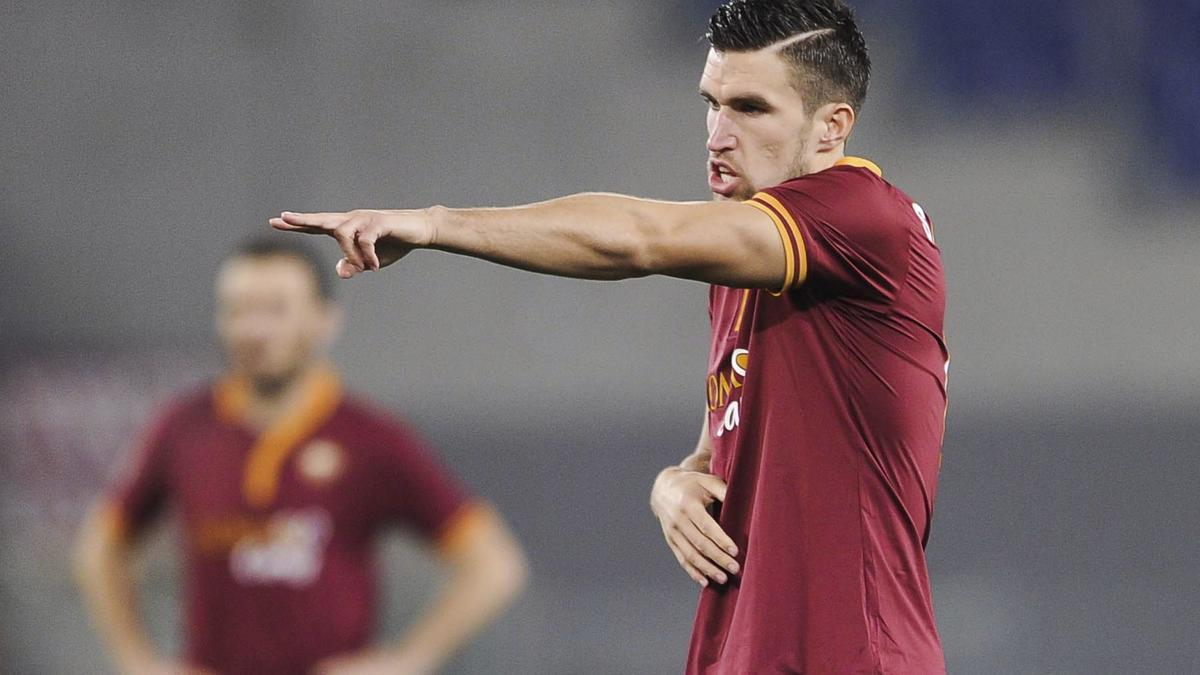 Kevin Strootman, AS Rome