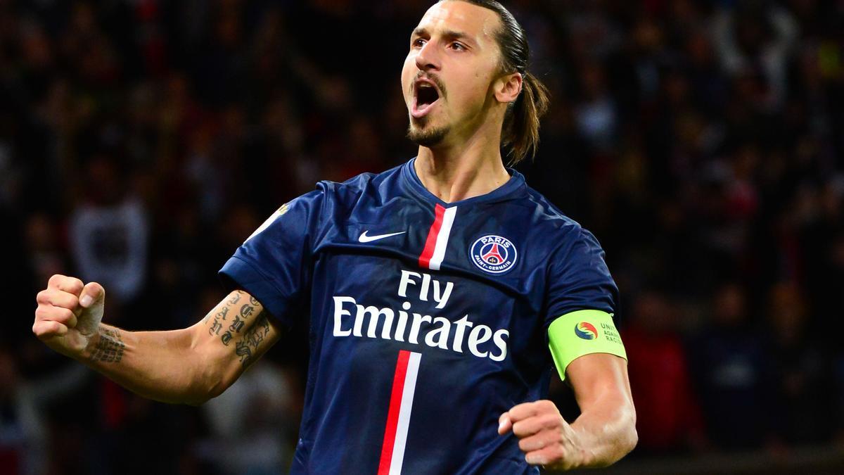 PSG-OM : Ibrahimovic vers la titularisation ? La tendance se d�gage