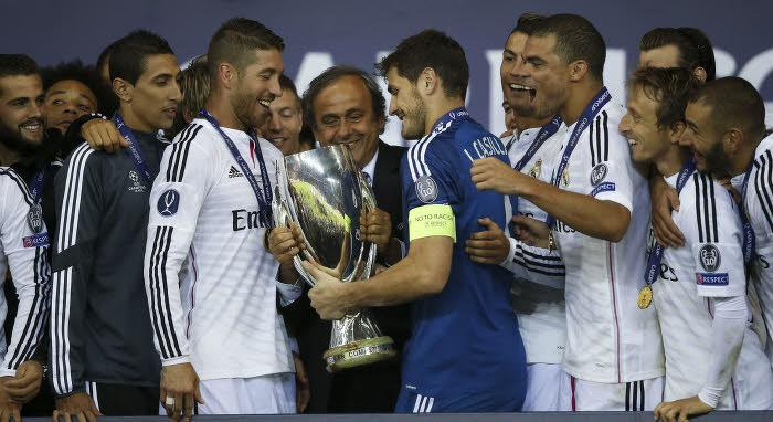 Sergio Ramos et Iker Casillas, Real Madrid