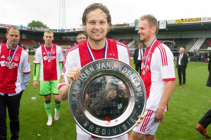 Daley Blind, Ajax Amsterdam
