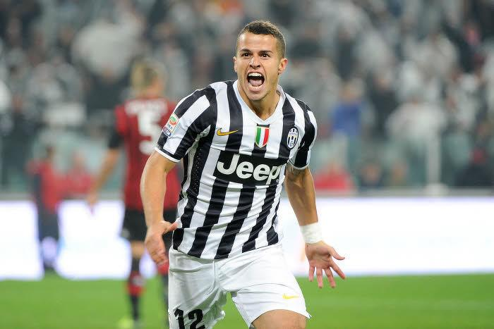 Sebastian Giovinco, Juventus