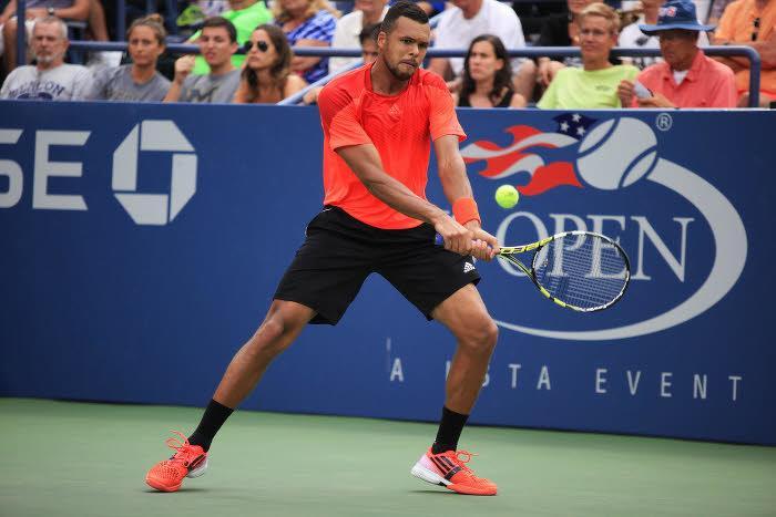 Tennis - US Open : Murray met fin au r�ve de Tsonga !