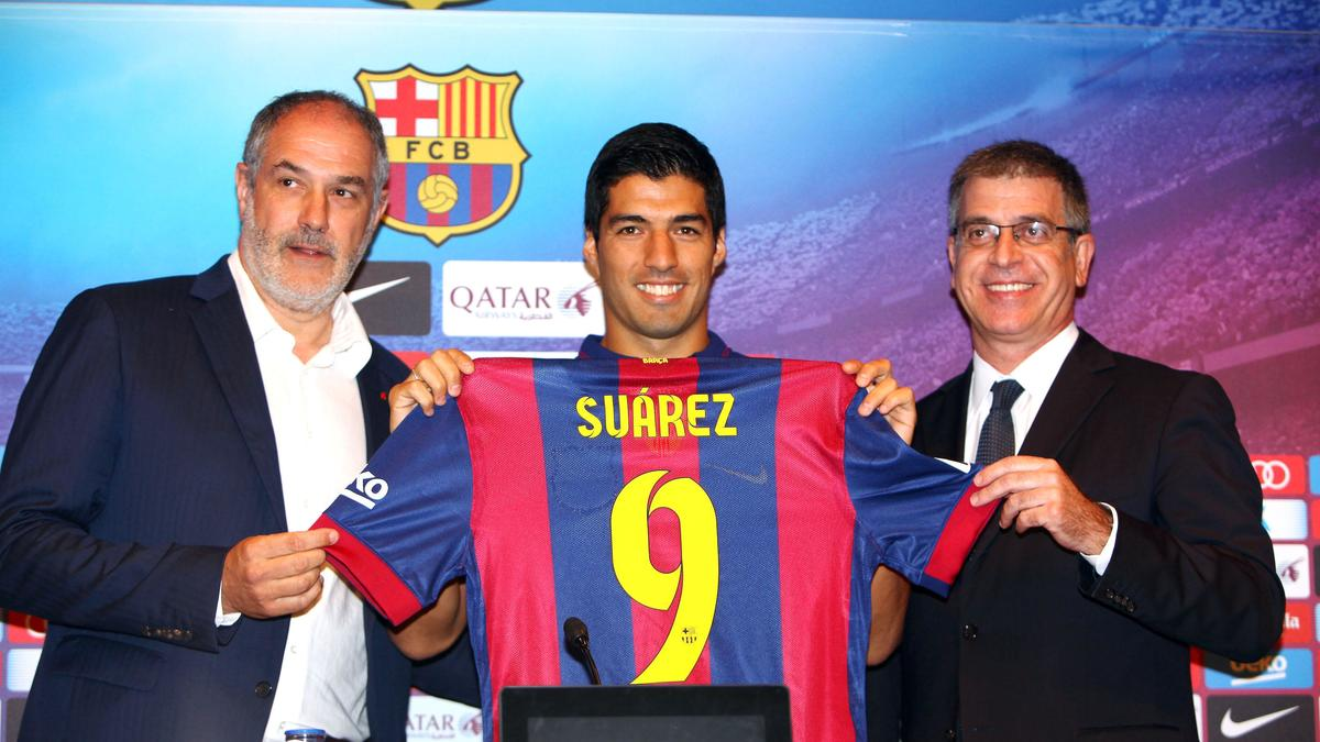 Luis Suarez évoque déjà l'après-Barça