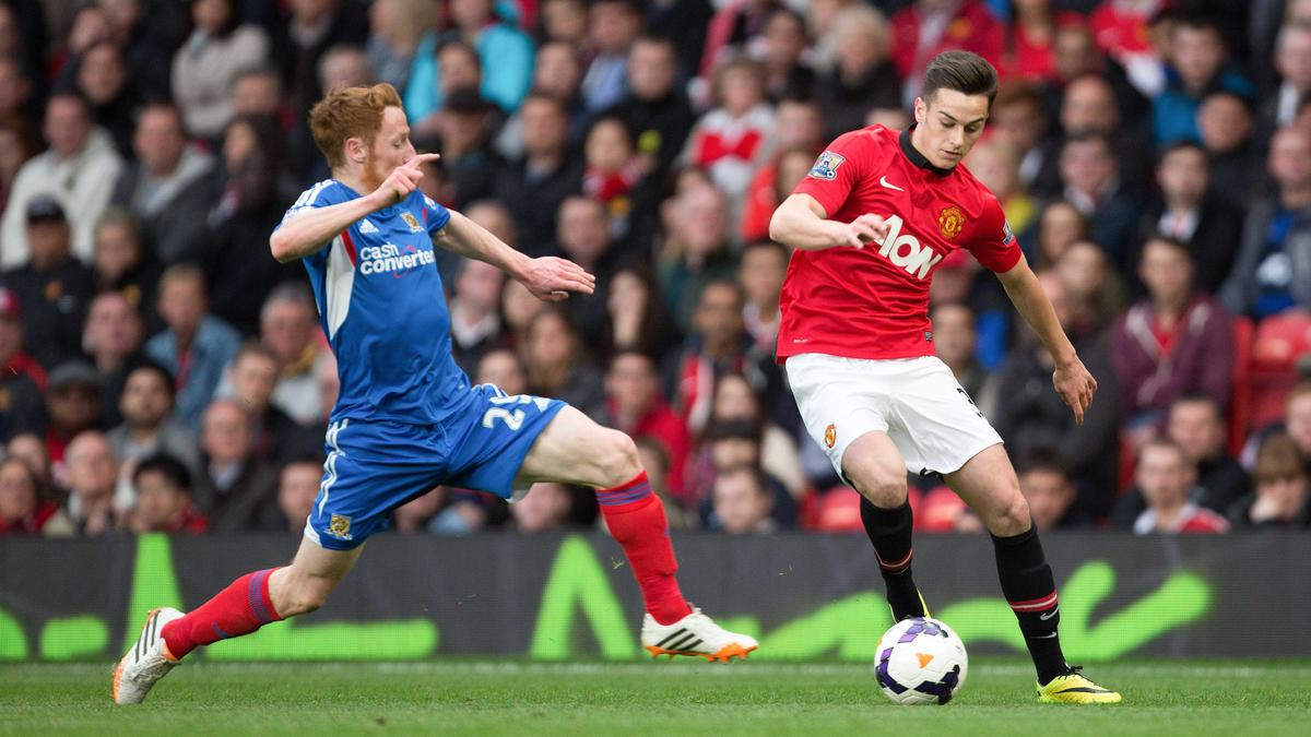 Tom Lawrence, Manchester United