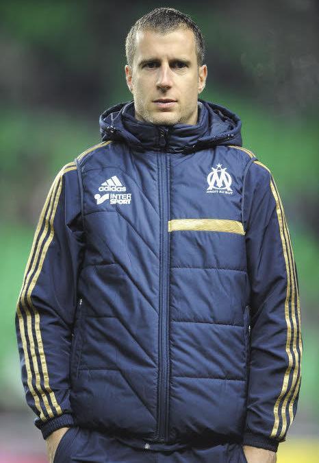 Benoît Cheyrou, OM