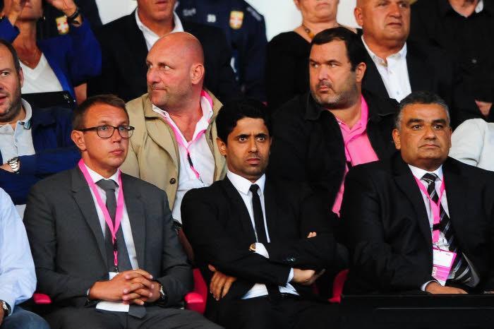 Al-Khelaïfi : «Le niveau du foot français m