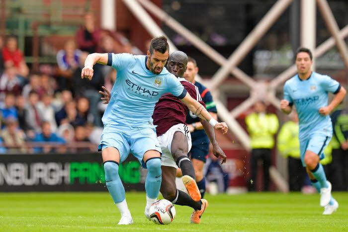 Mercato - Manchester City/Valence : Les premiers mots d'Alvaro Negredo