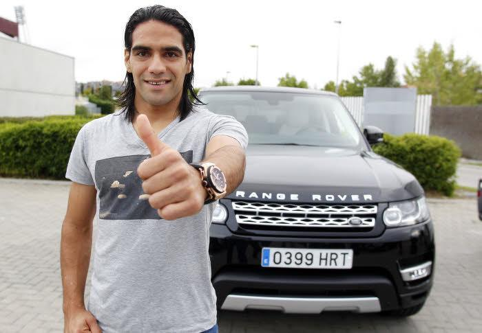 Radamel Falcao, AS Monaco