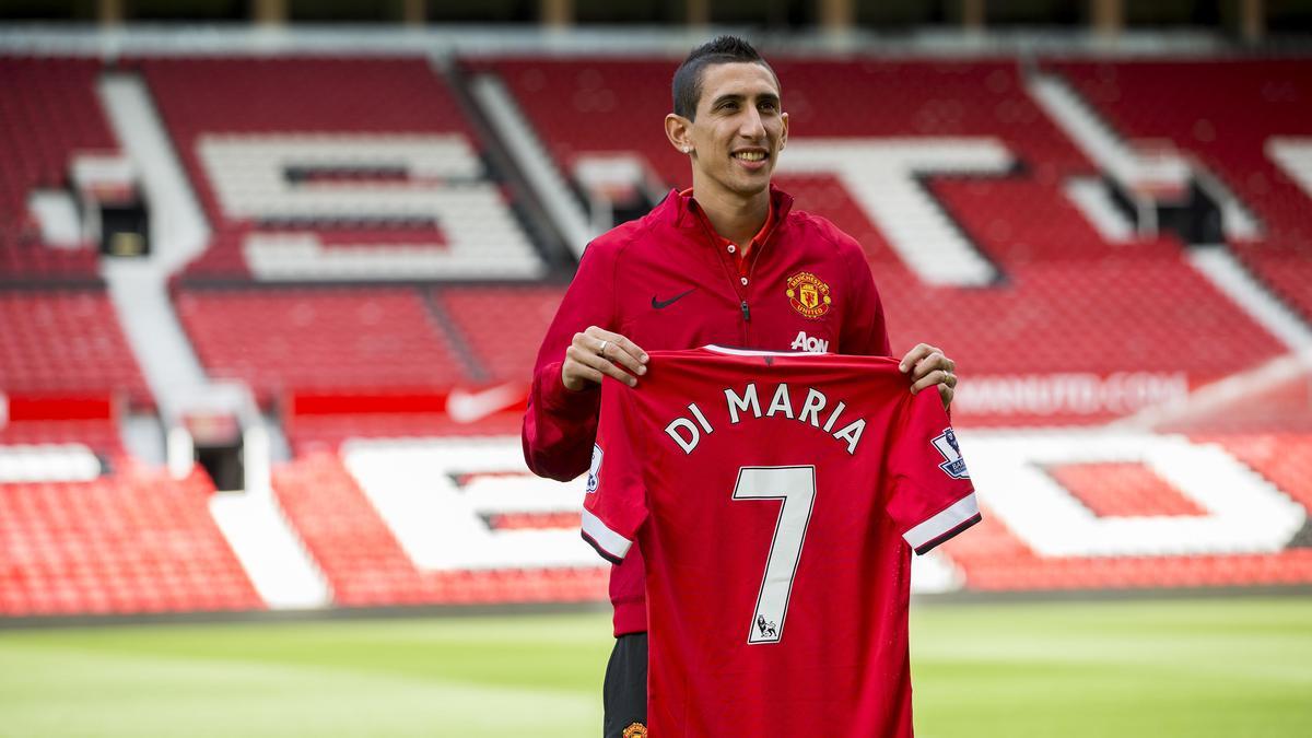 Mercato - Manchester United/PSG : Di Maria vendu pour financer le transfert de Marco Reus ?