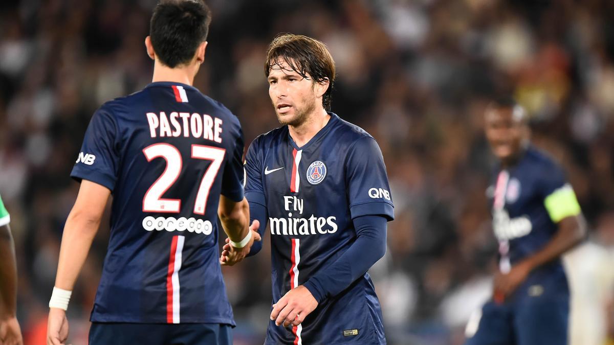 Javier Pastore & Maxwell
