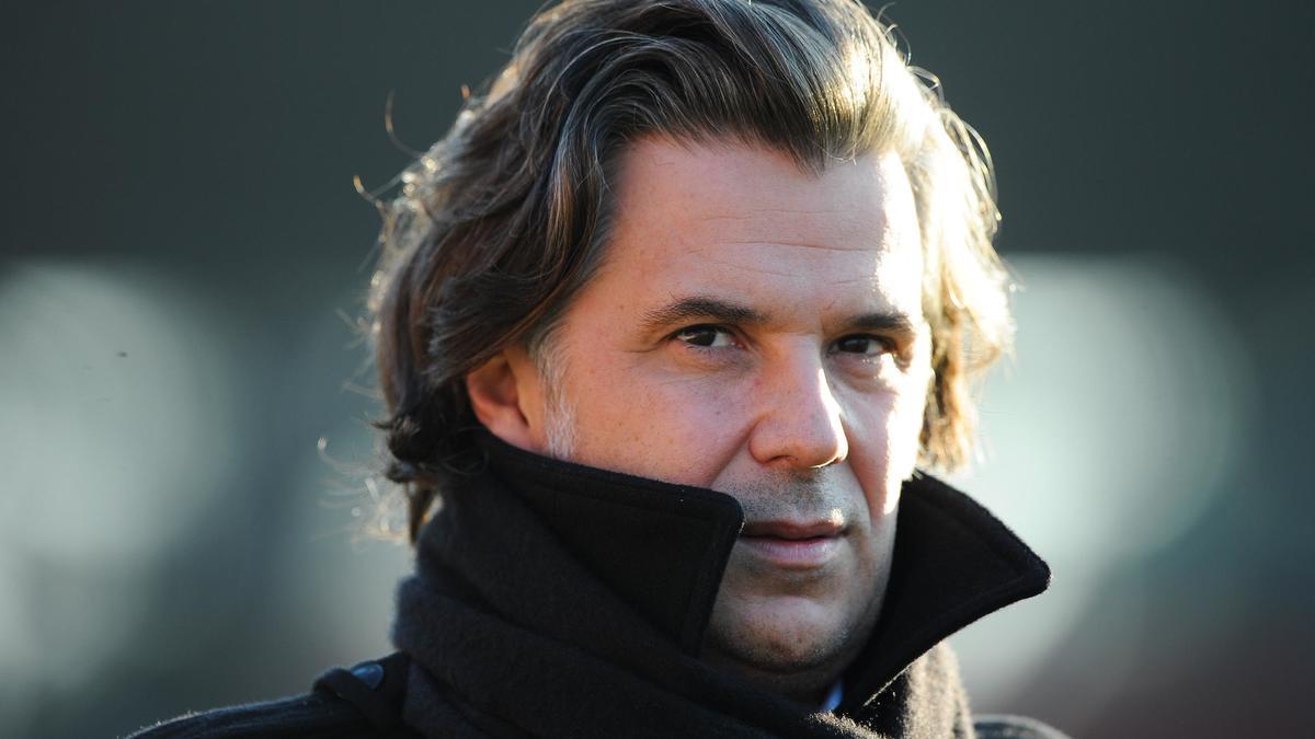Vincent Labrune, OM