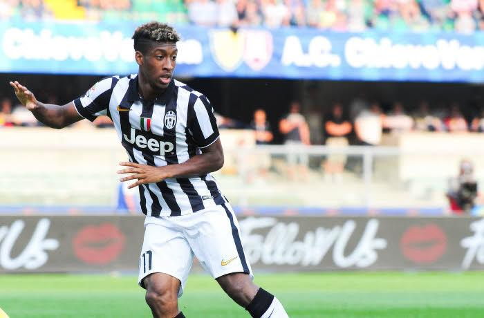 Kingsley Coman à la Juventus