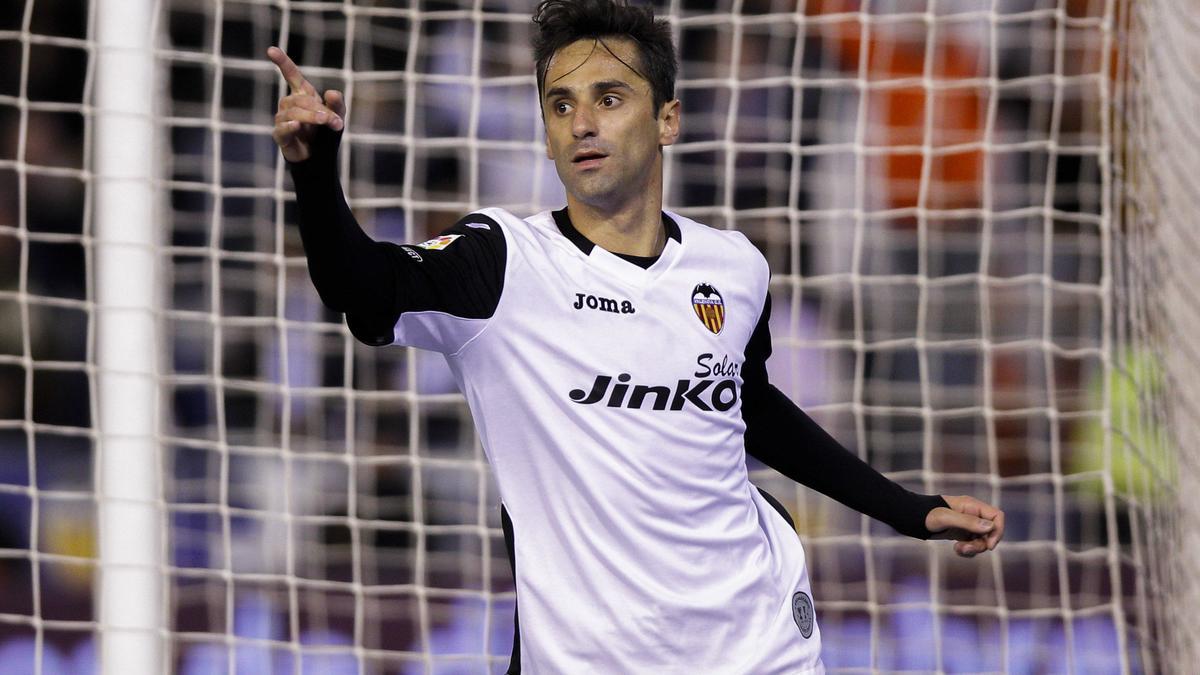Jonas, FC Valence
