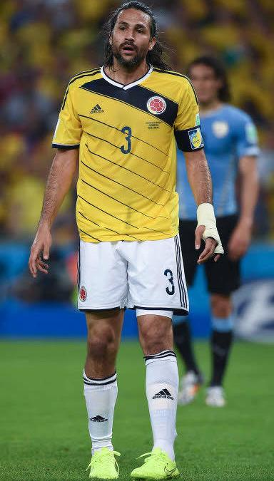 Mario Yepes, Colombie