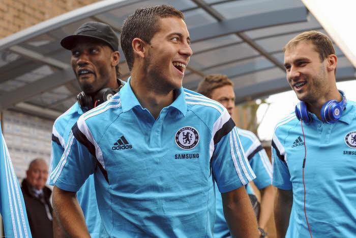 Mercato - Chelsea/LOSC : Quand le Real Madrid se renseignait sur Hazard…
