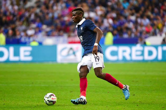 Paul Pogba, équipe de France