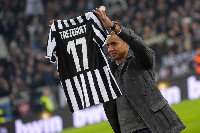 David Trezeguet, Juventus