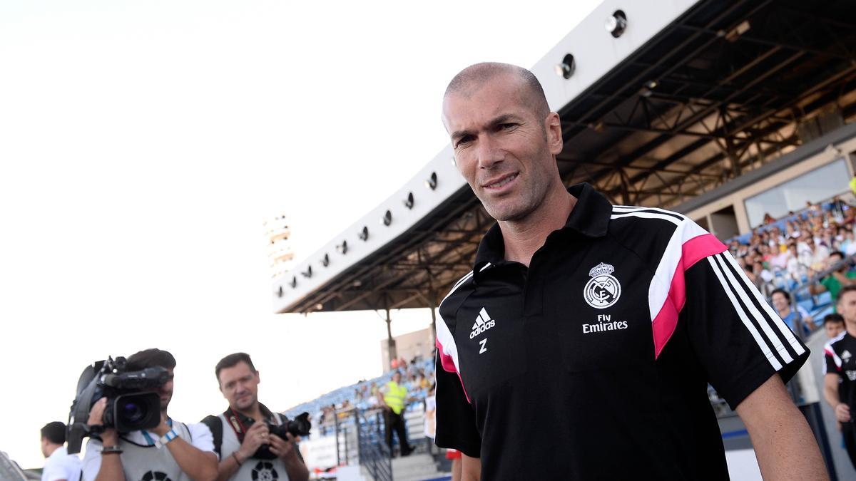 Mercato - Real Madrid : Quand Zidane ouvre la porte à un départ en France…