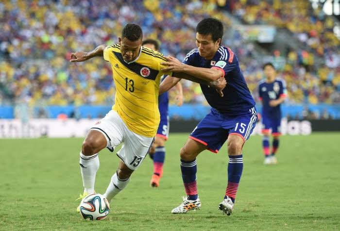 Fredy Guarin, Colombie