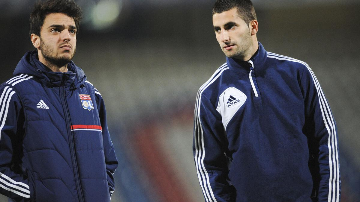 Clément Grenier & Maxime Gonalons