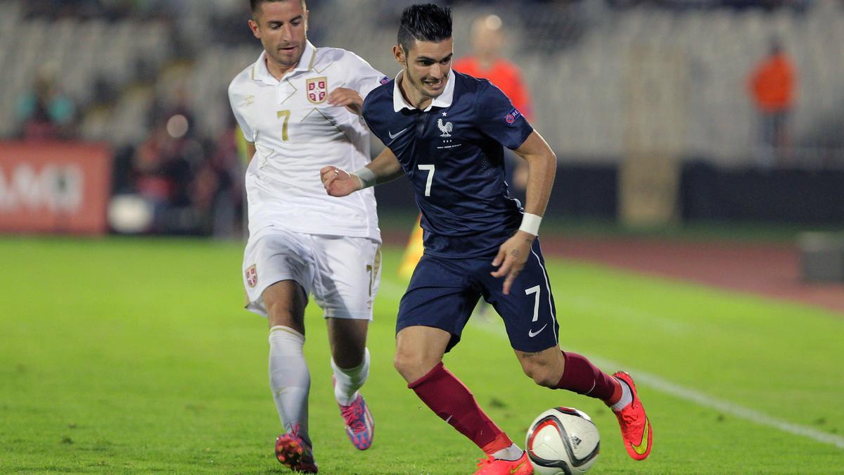 Rémy Cabella, Équipe de France