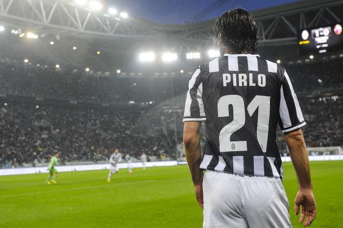 Andrea Pirlo, Juventus