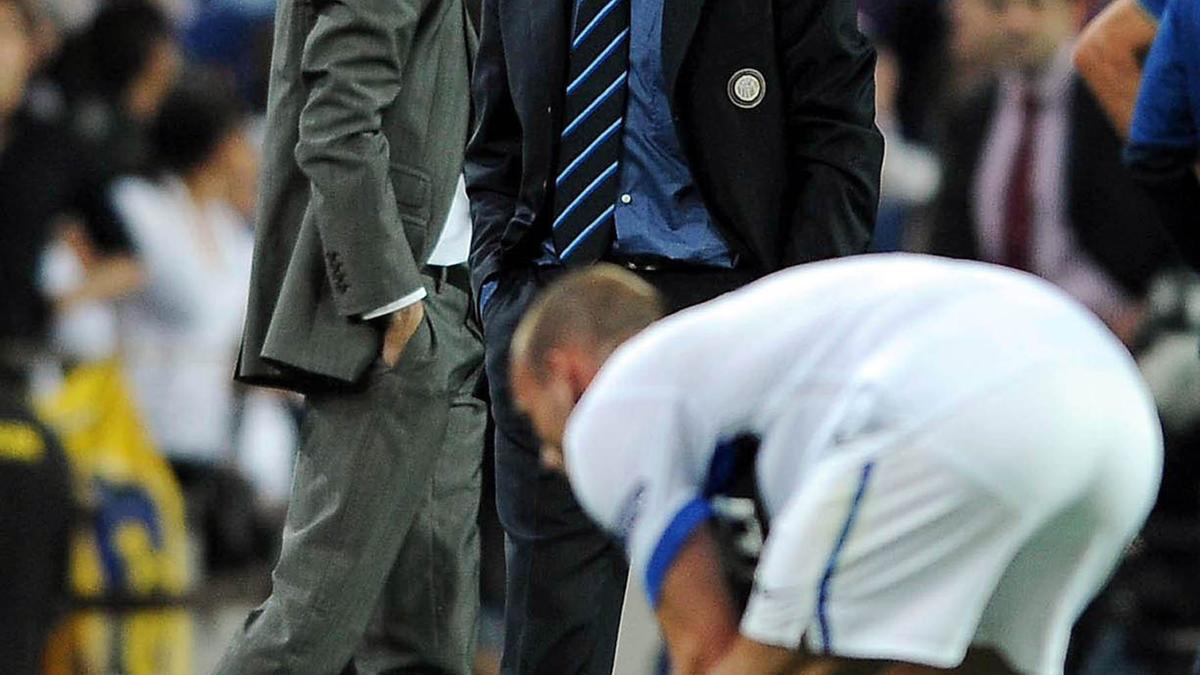 Entre Guardiola et Mourinho, Maradona a fait son choix