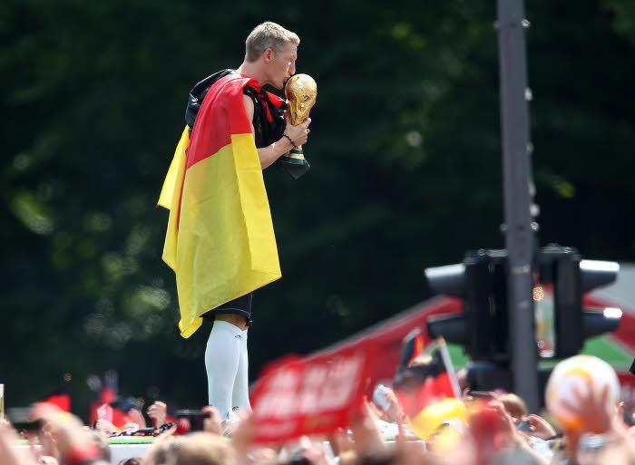 Bastian Schweinsteiger, Allemagne