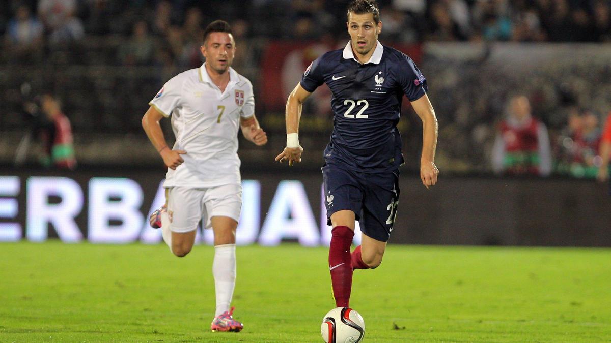 Morgan Schneiderlin, Équipe de France