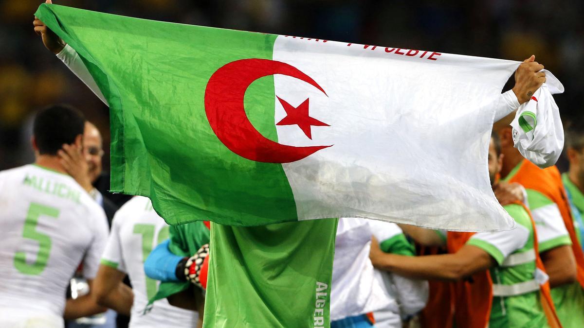 Algérie, Football