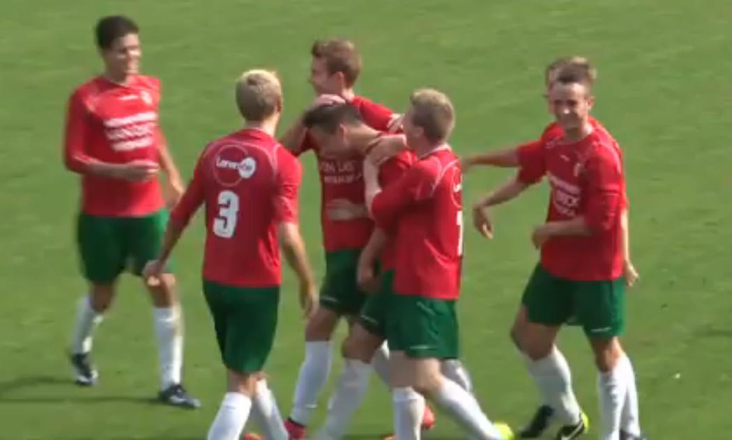 Un but sensationnel lors d'un match amateur en Belgique (vidéo)