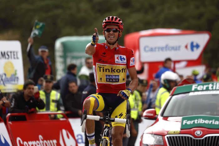 Alberto Contador, Saxo-Tinkoff