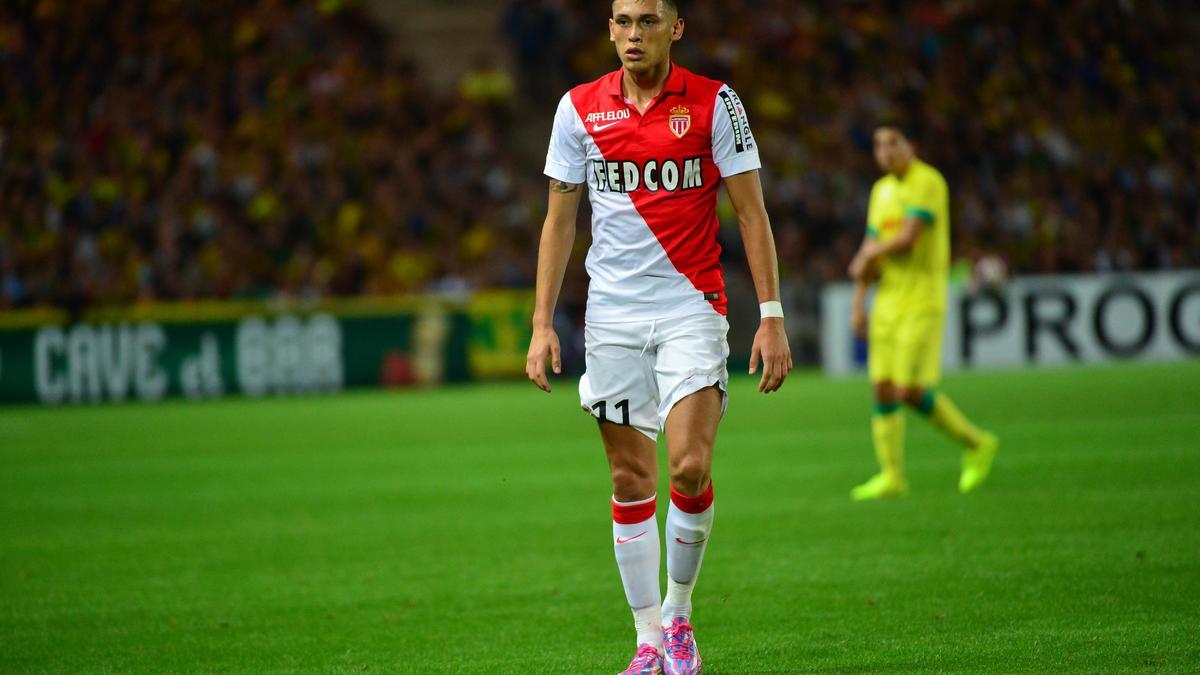 Lucas Ocampos, AS Monaco