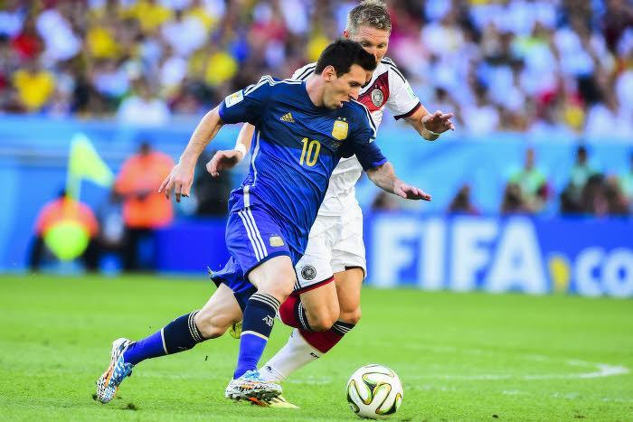 Lionel Messi, Argentine