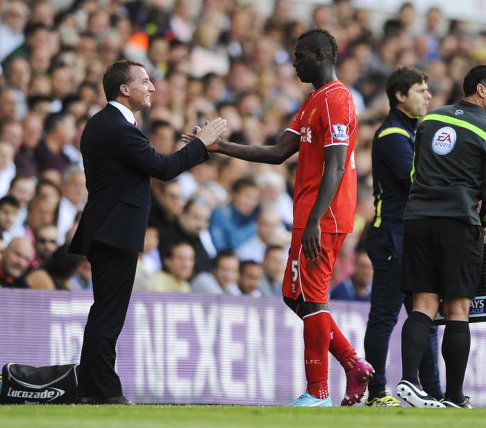 Mercato - Liverpool/Milan AC : Quand Rodgers évoque la sulfureuse réputation de Balotelli…