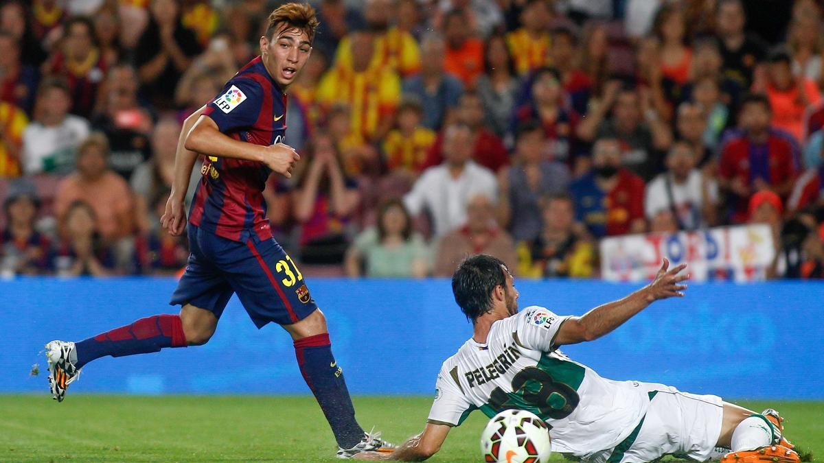 Mercato - Barcelone/PSG/Chelsea : Tournant décisif dans le dossier Munir El Haddadi ?