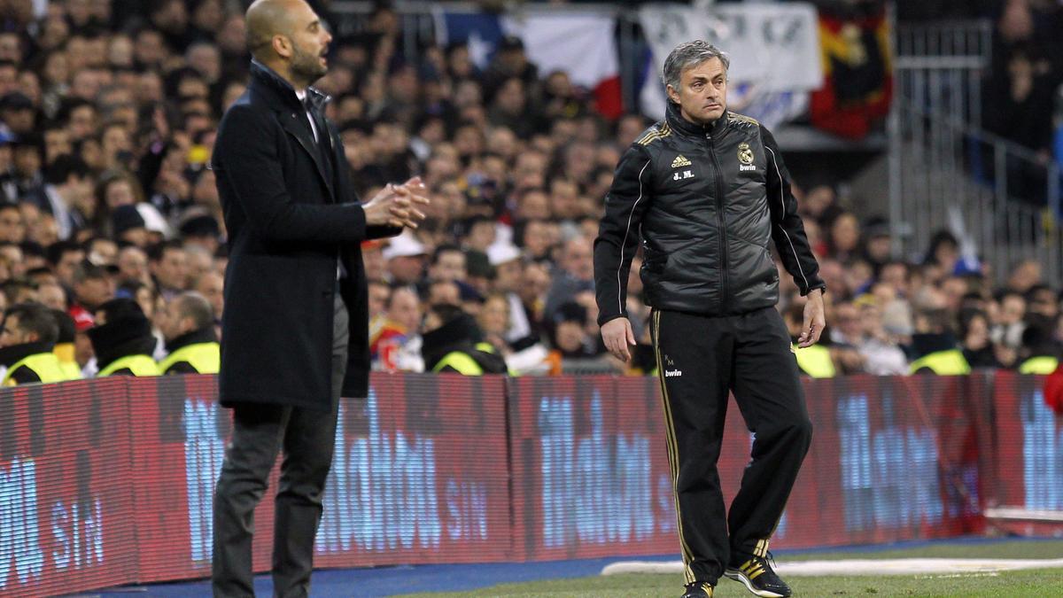 Pep Guardiola - José Mourinho