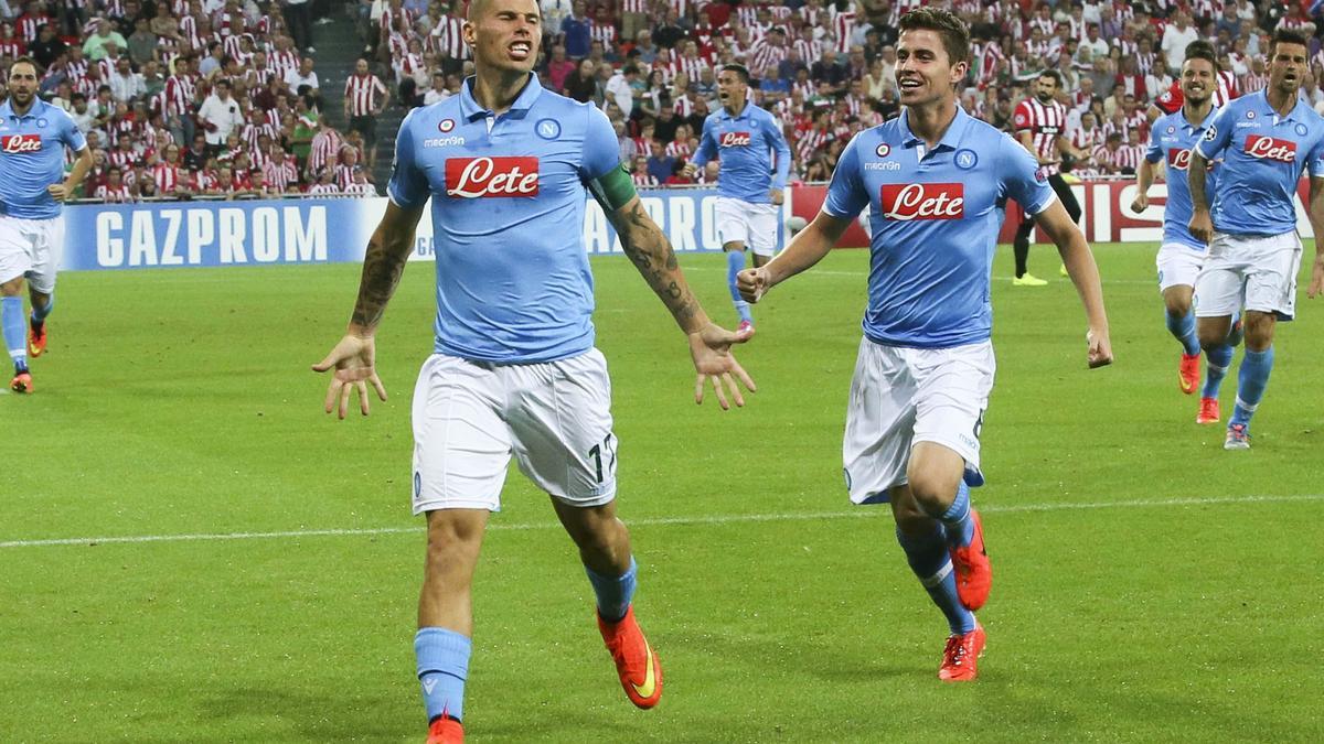 Mercato - Naples/PSG/Chelsea : Cette confidence d'Hamsik sur son avenir...