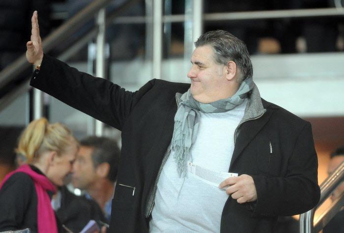 Mercato : Quand Pierre Ménès ironise sur le retour de Malouda en Ligue 1...