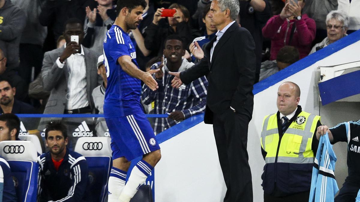 Mercato - Chelsea : Diego Costa, Drogba, Rémy… Mourinho justifie son mercato