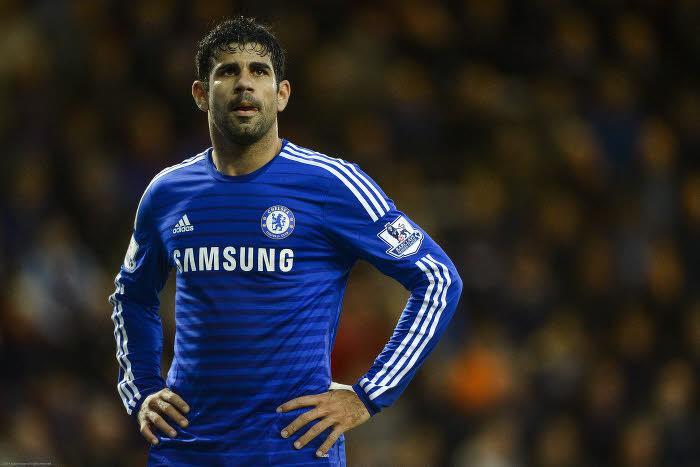Mercato - Chelsea : Quand Diego Costa a failli rejoindre un rival des Blues !