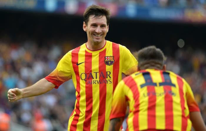 Luis Enrique : «Ce que fait Messi, je ne l'ai jamais vu dans Olive et Tom ni sur Playstation»