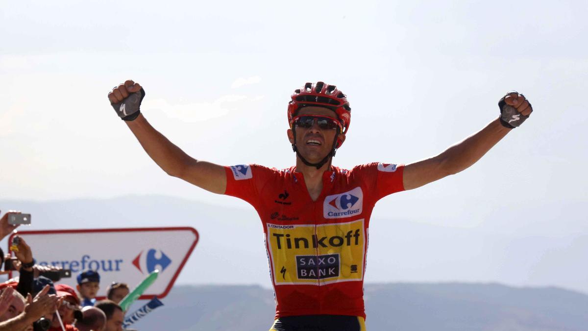 Cyclisme - Vuelta : Contador remporte sa troisième Vuelta !