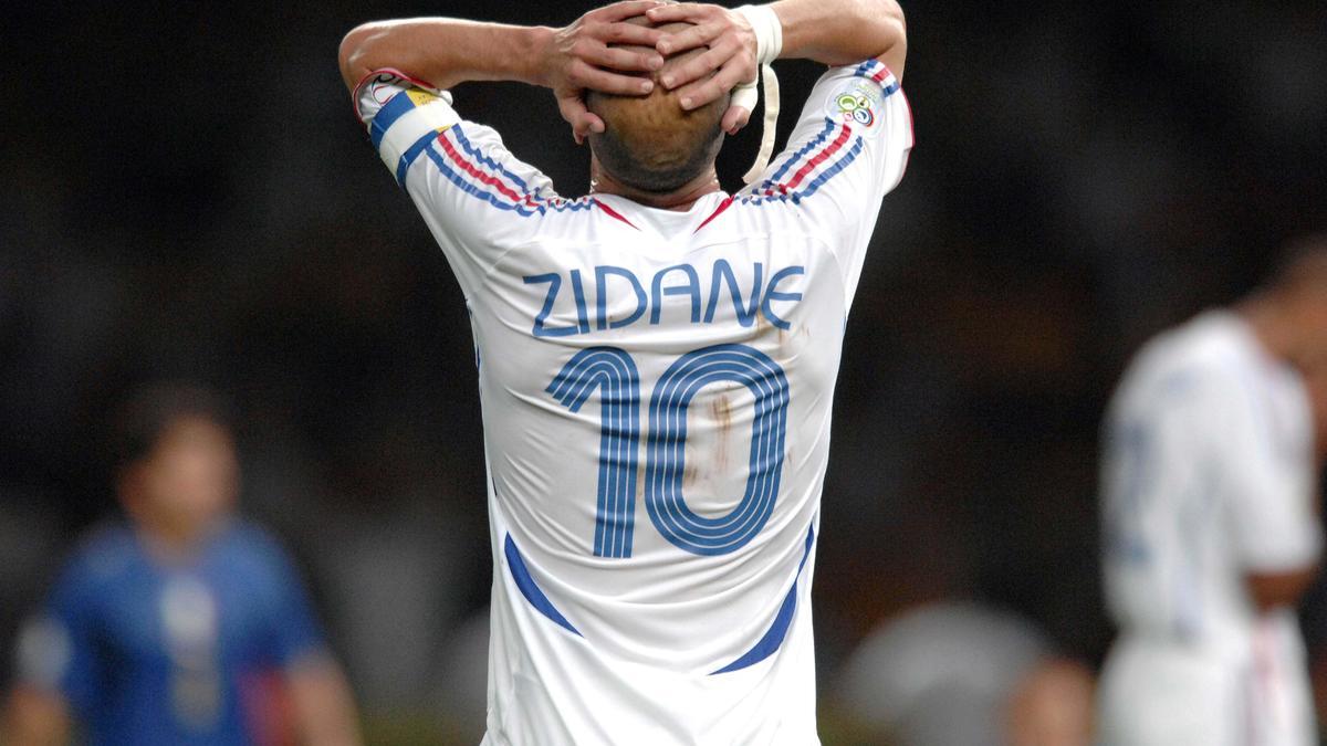 Zinedine Zidane, Équipe de France