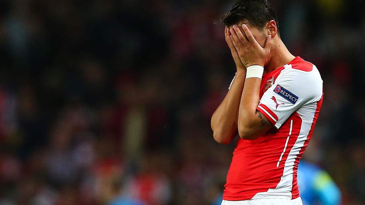 Arsenal : Une recrue à 45M� pour remplacer Mesut �zil ?