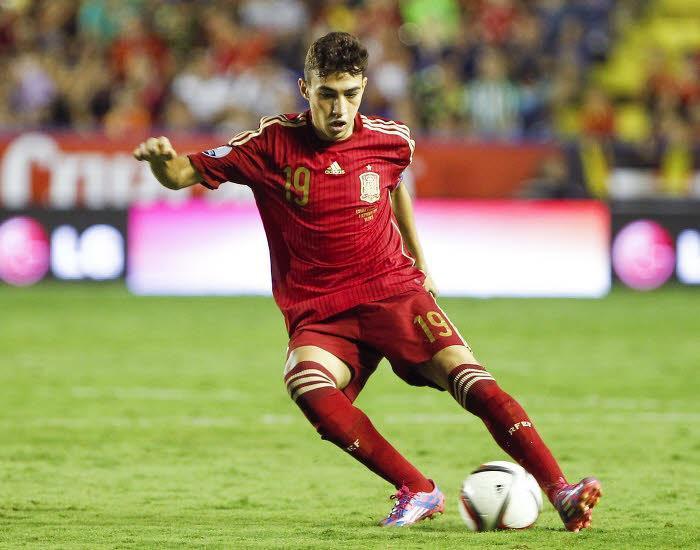 Mercato - Barcelone/PSG/Arsenal/Bayern Munich : Combien vaut, déjà, la jeune star du Barça Munir El Haddadi ?