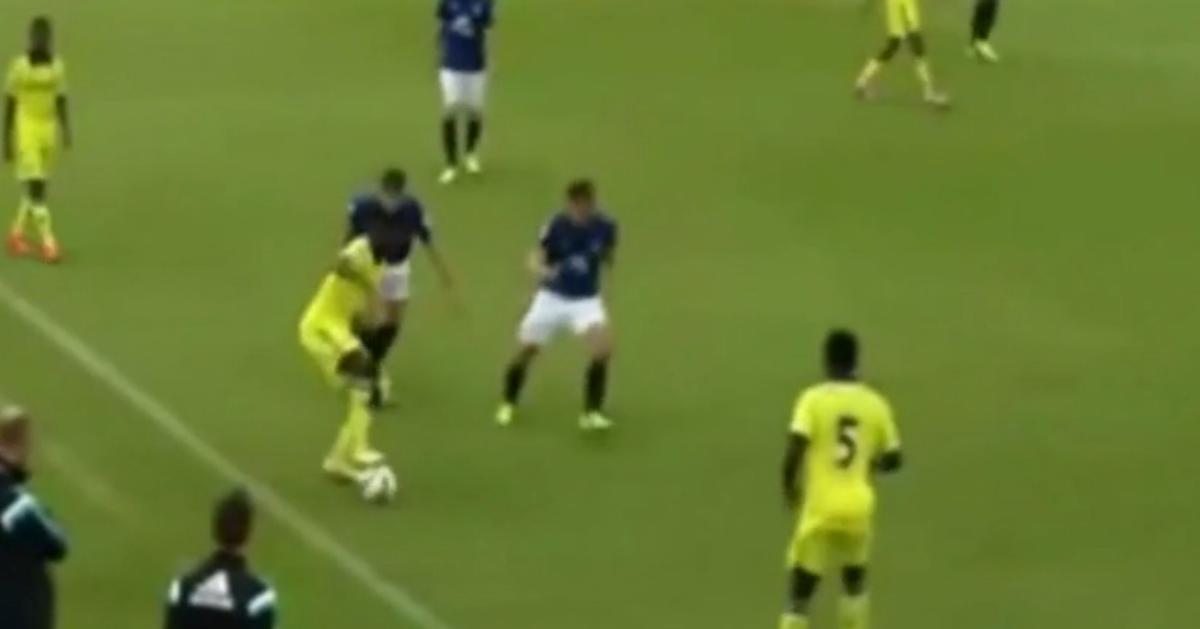Un jeune espoir français de Chelsea s'offre un superbe but (vidéo)