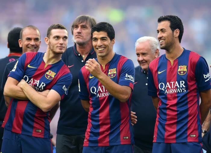 Luis Suarez, FC Barcelone