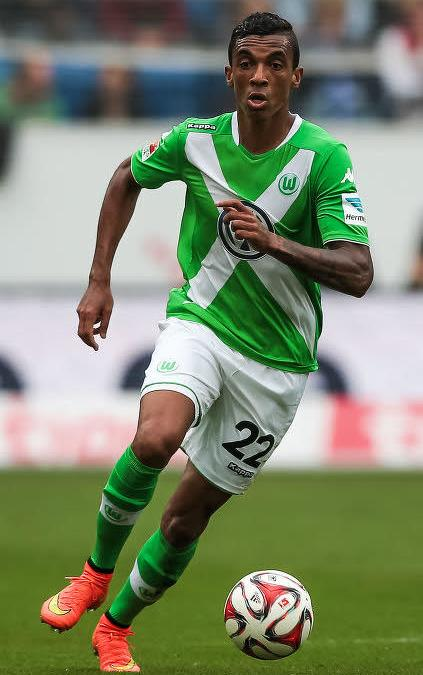 Luiz Gustavo, Wolfsburg
