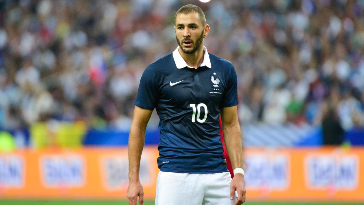 Karim Benzema, équipe de France